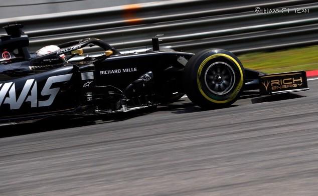 Haas en el GP de China F1 2019: Domingo - SoyMotor.com
