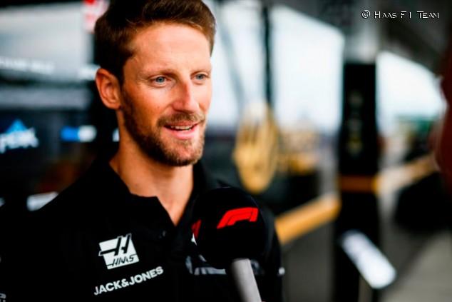 """Grosjean: """"Copiar partes de circuitos no es la mejor solución"""" - SoyMotor.com"""