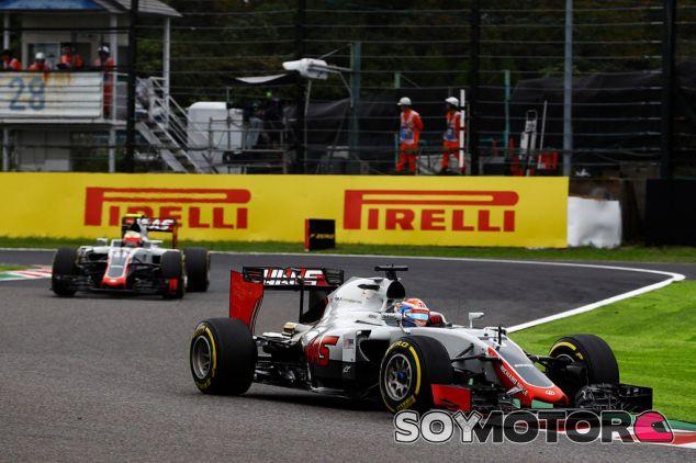 Haas correrá en casa - LaF1