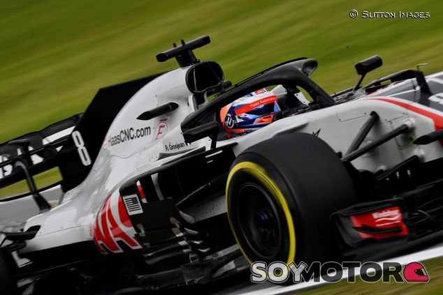 Romain Grosjean en Brasil - SoyMotor