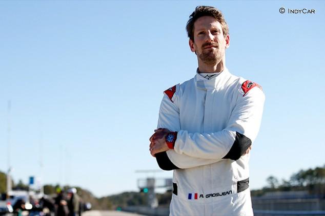 Grosjean entiende la decisión de Haas de no patrocinarle en IndyCar - SoyMotor.com