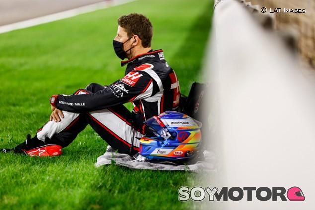 """Steiner: """"Grosjean quiere correr el GP de Abu Dabi"""" - SoyMotor.com"""