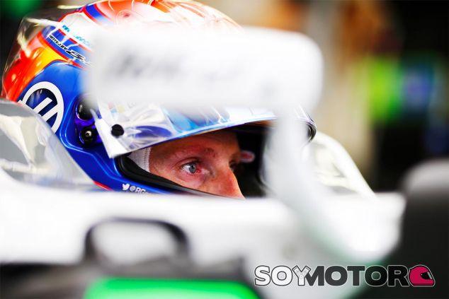 Romain Grosjean en Baréin - LaF1