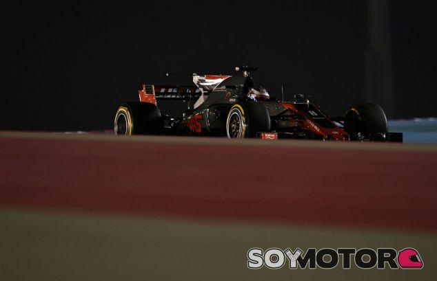 Haas en el GP de Baréin F1 2017: Sábado - SoyMotor