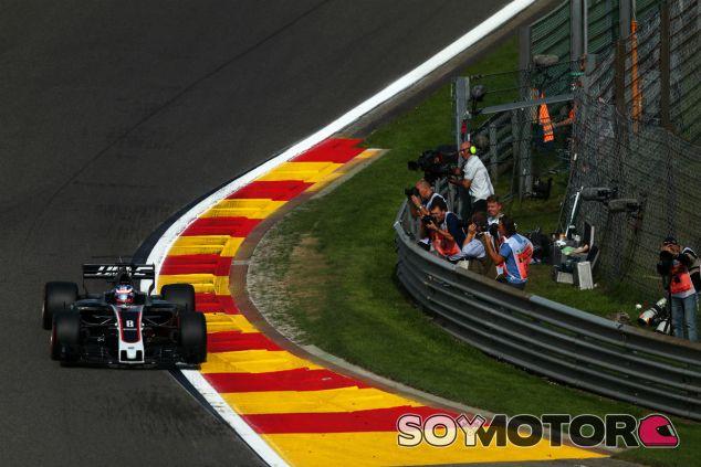Romain Grosjean - SoyMotor.com