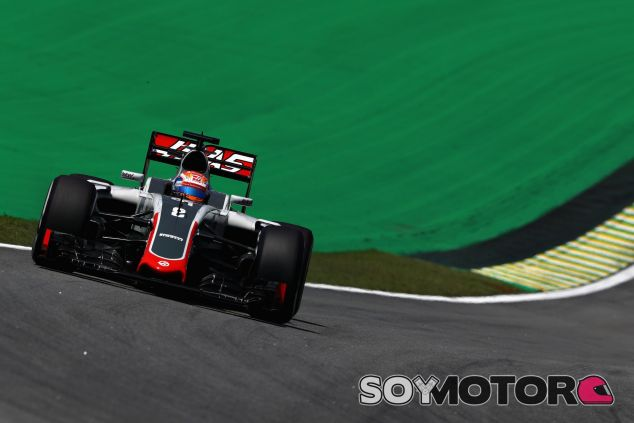 Haas tuvo una temporada de debut decente - SoyMotor