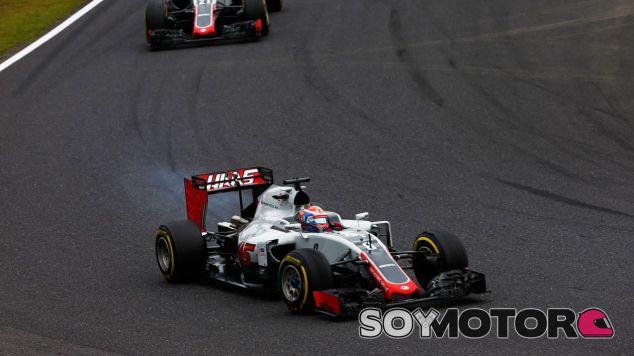 Grosjean se queja mucho de los frenos últimamente - LaF1