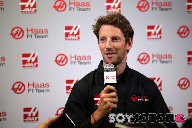 Grosjean no duda ni por un segundo su decisión de recalar en Haas - LaF1
