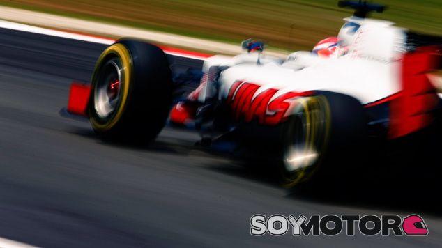 Grosjean sigue con problemas de manejo - LaF1