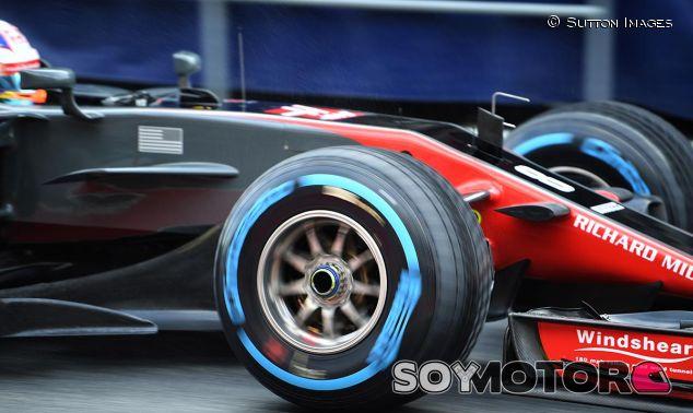 Romain Grosjean en Barcelona - SoyMotor