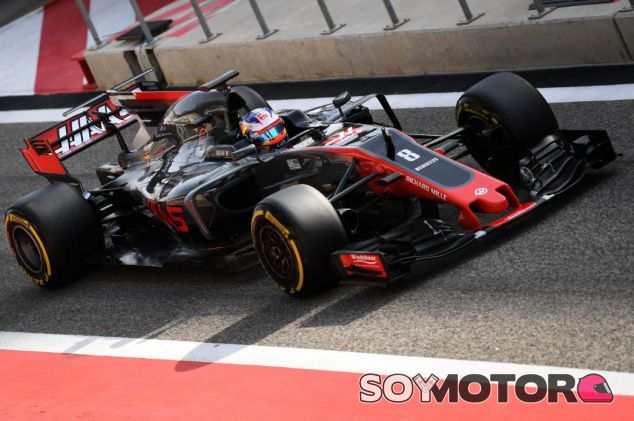 Grosjean espera puntuar de nuevo en Rusia - SoyMotor.com