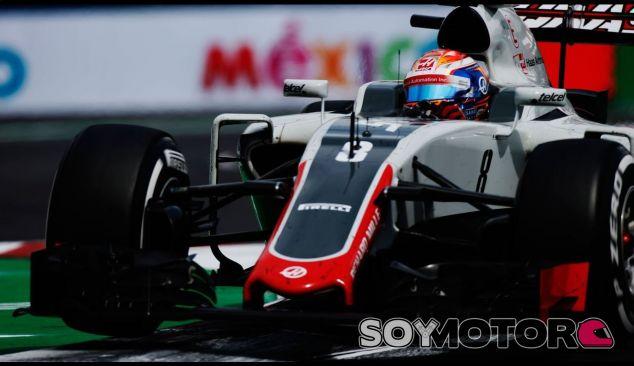 Haas espera luchar por los puntos en Brasil - SoyMotor