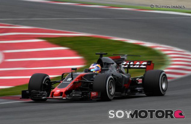Haas, despreocupado por la falta de patrocinadores - SoyMotor