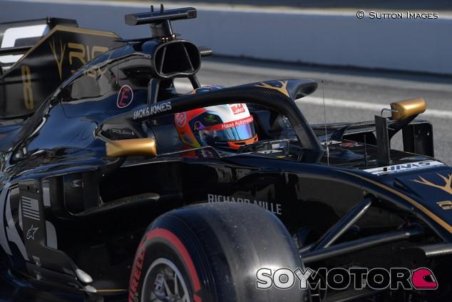 """Grosjean: """"Las sensaciones son mucho mejores que en 2018"""" - SoyMotor.com"""