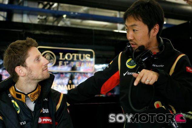 Grosjean y Komatsu seguirán unidos en Haas - LaF1