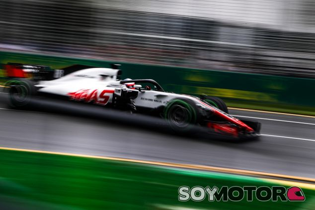 Romain Grosjean en Australia - SoyMotor.com