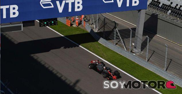 Haas en el GP de Rusia F1 2017: Viernes - SoyMotor.com