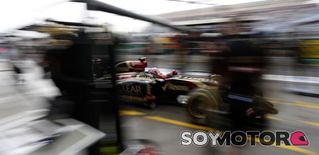 Ninguno de los E22 ha logrado terminar la carrera del GP de Australia - LaF1