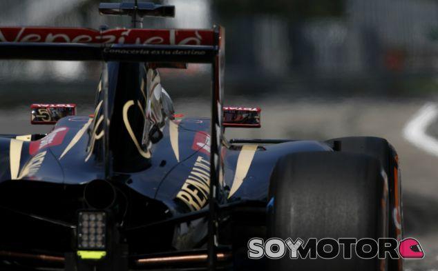 Lotus, sin capacidad de lucha en Monza - LaF1.es