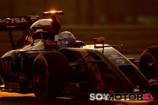 Romain Grosjean en el Gran Premio de Abu Dabi - LaF1