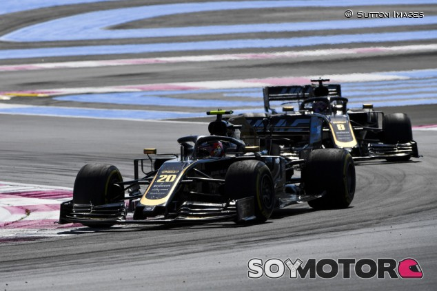 """Haas tomará """"una decisión"""" ante los accidentes de sus pilotos - SoyMotor.com"""