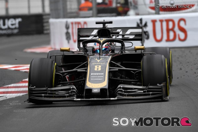 Haas en el GP de Mónaco F1 2019: Domingo - SoyMotor.com