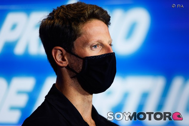 """Grosjean: """"Steiner dijo que nos teníamos que ir por razones financieras"""" - SoyMotor.com"""