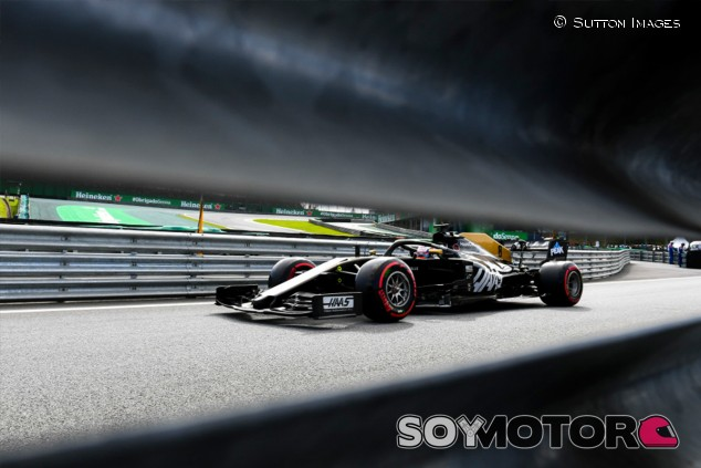 Haas en el GP de Brasil F1 2019: Sábado - SoyMotor.com