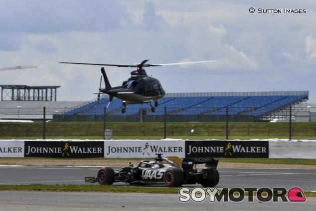 Haas en el GP de Gran Bretaña F1 2019: Viernes - SoyMotor.com
