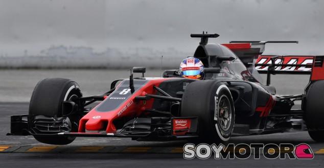 Haas quiere probar los frenos de Carbone Industrie en Baréin - SoyMotor.com