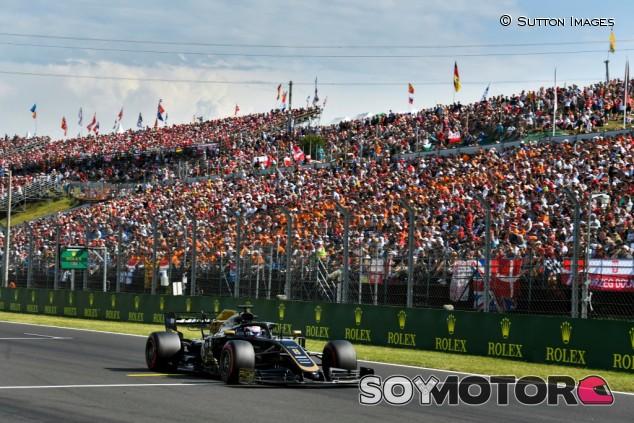 Haas en el GP de Hungría F1 2019: Domingo – SoyMotor.com