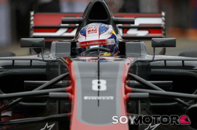 """Grosjean, sobre los frenos de Haas: """"No me gustan"""" - SoyMotor"""