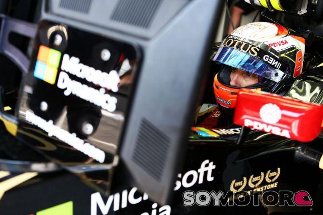 Grosjean será el líder de Haas y Villeneuve no lo ve apropiado - LaF1