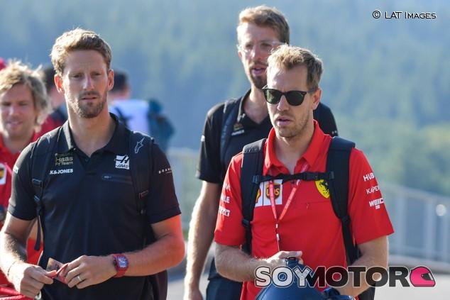 Haas acogería con gusto a Sebastian Vettel - SoyMotor.com