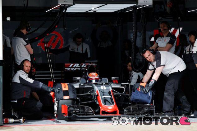 Romain Grosjean tiene buenas sensaciones con su equipo - LaF1