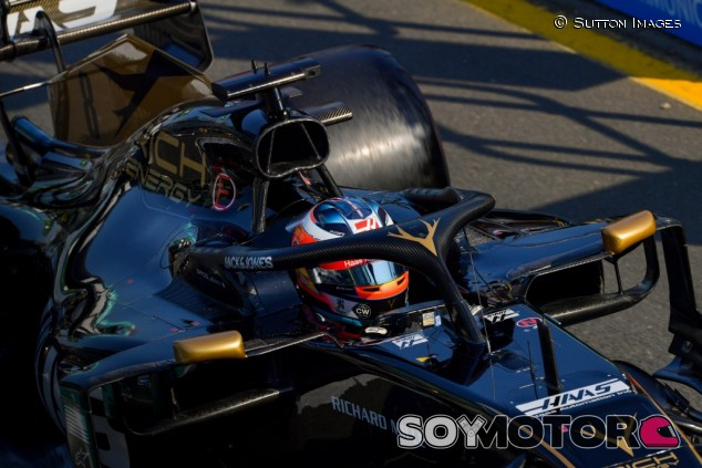 Haas en el GP de Australia F1 2019: Sábado – SoyMotor.com