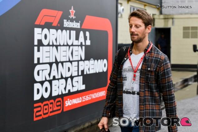 """Grosjean, centrado para 2020: """"Sabemos qué hacer para mejorar"""" – SoyMotor.com"""
