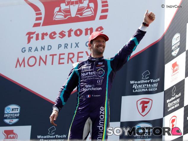 Grosjean ficha por Andretti para 2022; Ilott por Juncos - SoyMotor.com