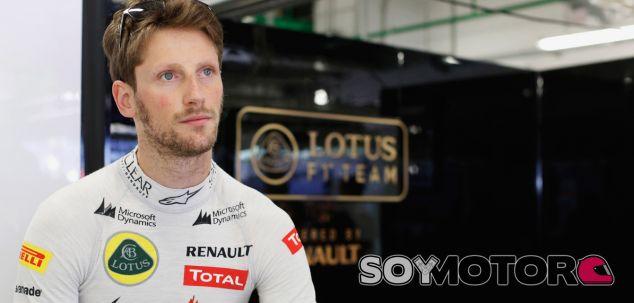 """Romain Grosjean: """"No quiero dejar a Lotus por su bajo rendimiento"""""""