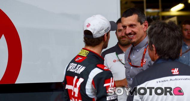 """Steiner, sobre el vínculo Haas-Ferrari: """"Hemos roto todos los pronósticos"""" - SoyMotor.com"""