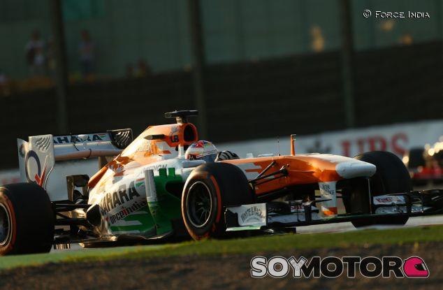 Paul di Resta en el pasado Gran Premio de Japón - LaF1
