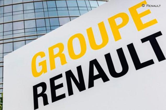 La cúpula de Renault se recorta el sueldo, todo un aviso para la F1  - SoyMotor.com