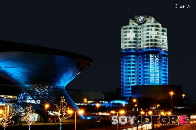 Grupo BMW: un 50% menos de CO2 en sus coches del futuro - SoyMotor.com