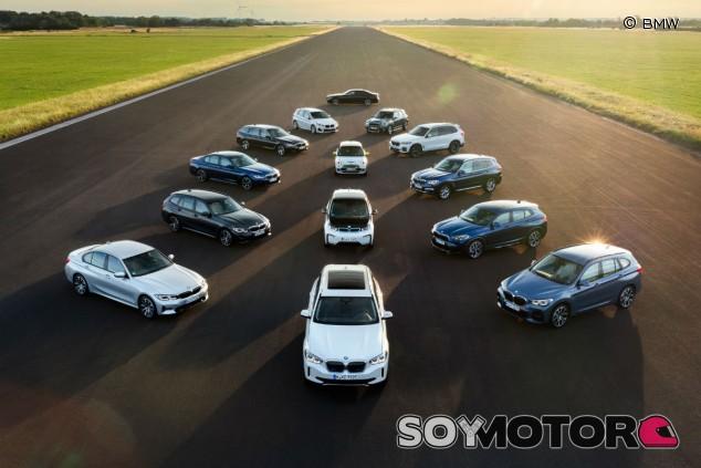 Grupo BMW: 130.000 vehículos electrificados en España en 2030 - SoyMotor.com