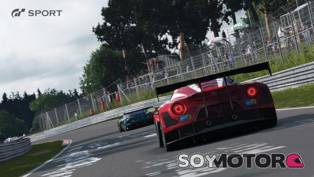Gran Turismo Sport: la competición tomará el mando - LaF1