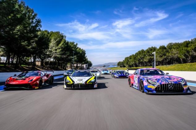 Molina, Soucek y Costa: tres españoles a por la GT World Challenge Europa - SoyMotor.com