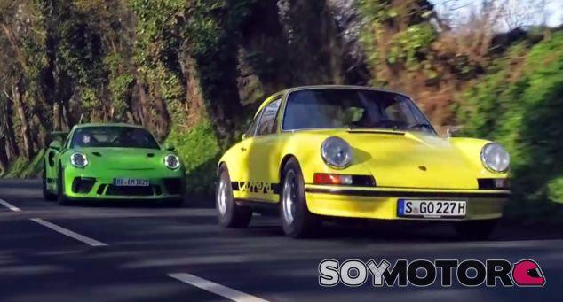 Porsche GT3 RS - SoyMotor.com