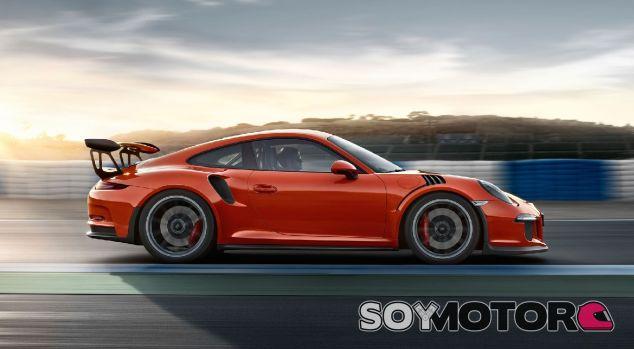 Porsche 911 GT3 RS 2017: ¿Motor de 4.2 litros y cambio manual?