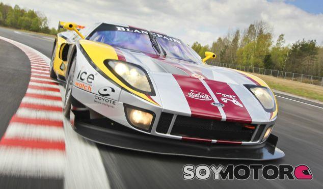 Ford GT Matech GT1 -SoyMOtor