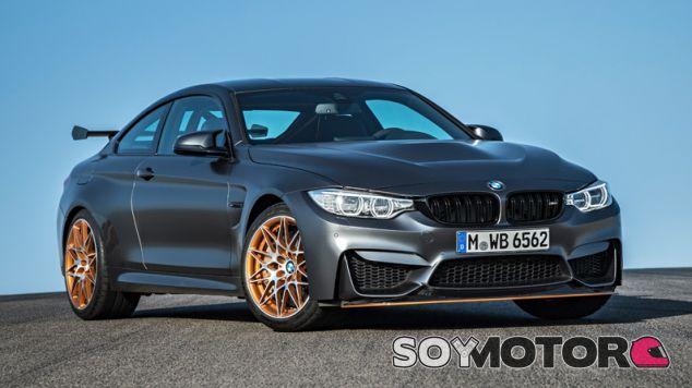 BMW M4 GTS -SoyMotor